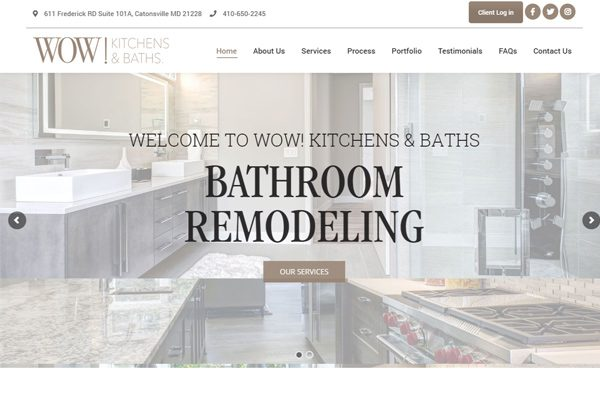 WOW! Kitchens And Baths